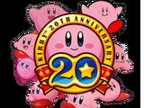 Kirby VR 20th Anniversary