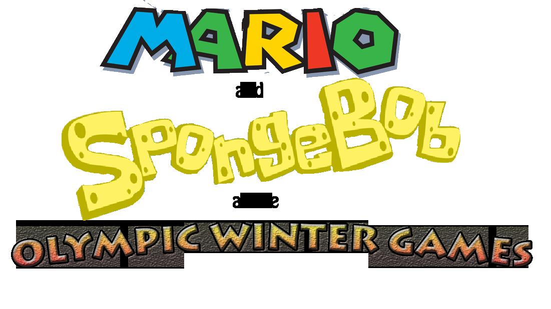 image - spongebob logo   fantendo - nintendo fanon wiki