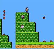 Super Mario Bros 2 Map