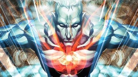 Superhero Origins Captain Atom