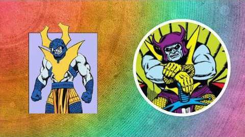 Who is Attuma? Marvel Super villains!