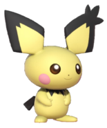 3.1.Spiky Eared Pichu Standing