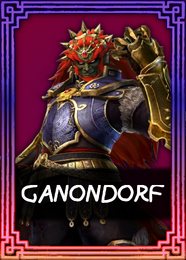ACL Tome 57 character portal box - Ganondorf