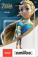 Amiibo - Zelda - Zelda - Box