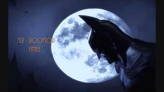 Batman Arkham Asylum, Soundtrack 32 - Rooftop Finale-0