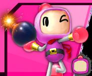 Bomberman11Pink