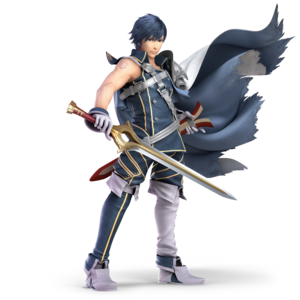 Chrom SSBUltimate