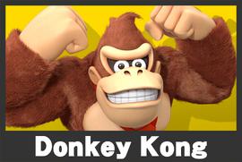Donkey Kong mugshoot