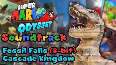 Fossil Falls (8-bit) - Super Mario Odyssey Soundtrack