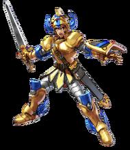Gilgamesh (Namco X Capcom)