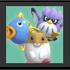 JSSB Character icon - Rick & Kine & Coo