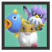 JSSB Character icon - Rick & Kine & Coo