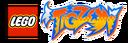 Lego Tigzon logo design