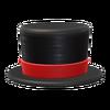 SMO Black Top Hat