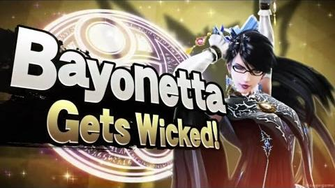 Super Smash Bros. WiiU 3DS - Bayonetta Reveal Trailer-0