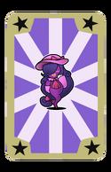 Violet Partner Card