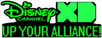 Disney Channel XD Up Your Alliance! Logo