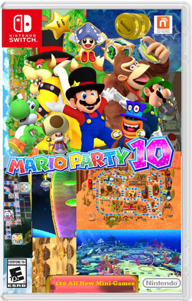 Mario Party 10 For Nintendo Switch Fantendo Nintendo
