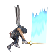 3.9.Chrom using Soaring Slash