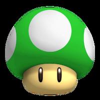 ACL 1-Up Mushroom