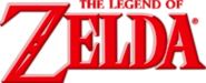 Artwork Logo Legend of Zelda Series