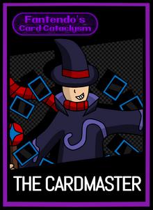 FCC The Cardmaster Art