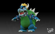 Fake Bowser (Super Mario Bros)
