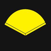Pac-Man Health Wedge