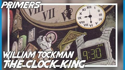 Primers - William Tockman The Clock King