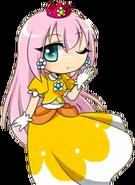 Princess Daisy Megurine Luka 4