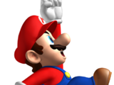Super Mario Bros. NS/ Power-ups