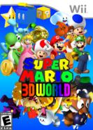 Super Mario 3D World The Real Final Boxart