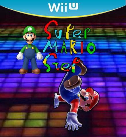 File:Super Mario Step Beta Box.png