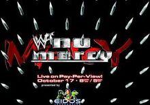WWF No Mercy '99