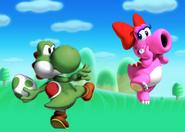 Yoshi and Birdo's Breakup
