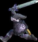 3.4.Dark Link's running strike