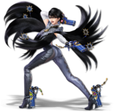 Bayonetta (Super Smash Bros Ultimate)