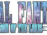 Final Fantasy: Book of the Lords