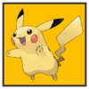 JSSB character preview icon - Pikachu