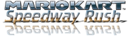 Mario Kart Speedway Rush Logo