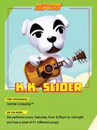 NintendoPowerCard KKSlider