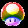 Rainbow Mushroom MKA Artwork
