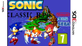 Sonic Classic RPG