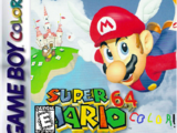 Super Mario 64 Color (1999 Game Boy Color Port)