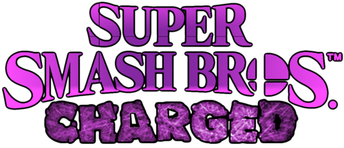 Super Smash Bros. Charged Logo