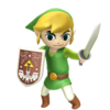 Toon link hyrule warriors style 2 by nibroc rock-d98w7sq