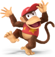 34 - Diddy Kong
