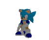Ash the Hedgehog Transparent