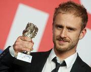 Ben Foster 59th Berlin Film Festival Award OUViM85323bl