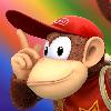 Diddy Kong SSBA